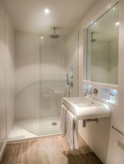 Exemples de salle de bain