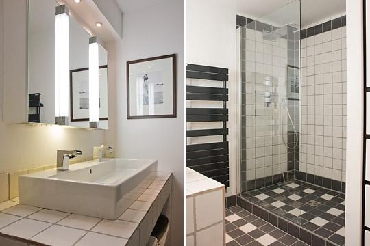 Exemple de salle d'eau